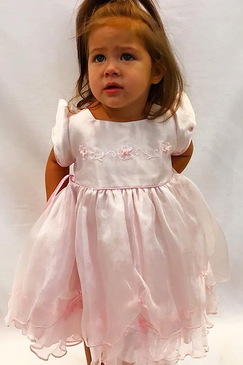 Toddler Pink Dress
