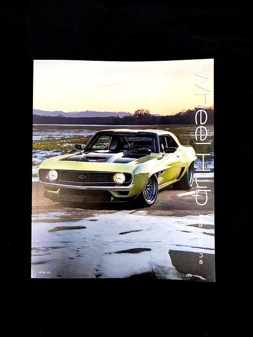 Wheel Hub Magazine Vol. 2 Issue 4
