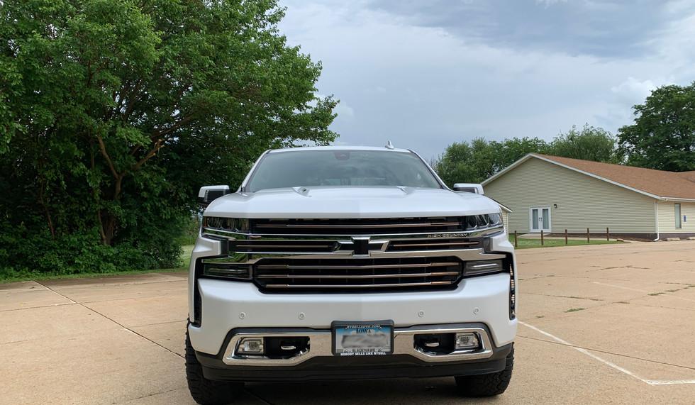 2019 Silverado Front Lift Kit
