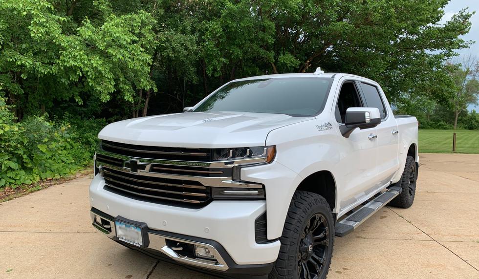 2019 Silverado Front Side