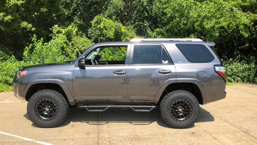 Upfitted 4Runner