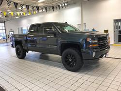 Upfitted 2017 Silverado