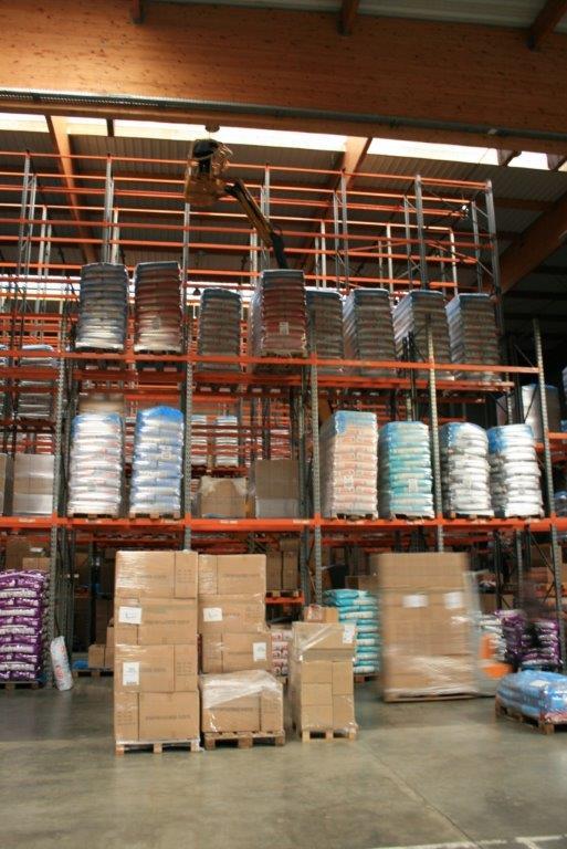 Rack stockage à façon