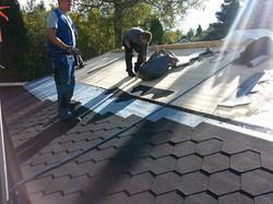 praca dach