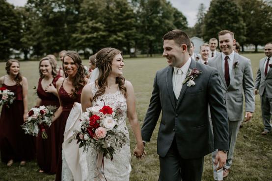 Custom Bridal Bouquet
