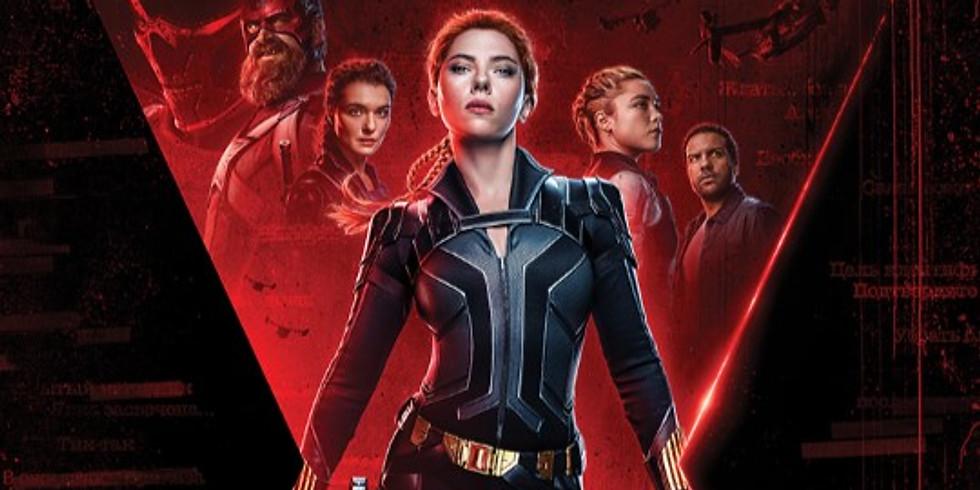 Black Widow 3D at iMAX