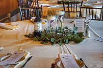 Centerpieces, and decor by weddig decorator Marys4everflowers