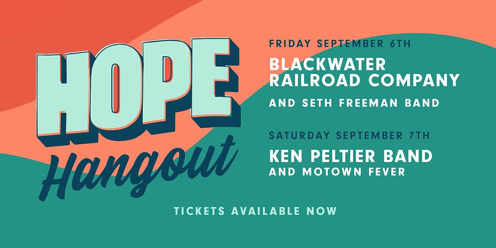 Hope Hangout - Saturday