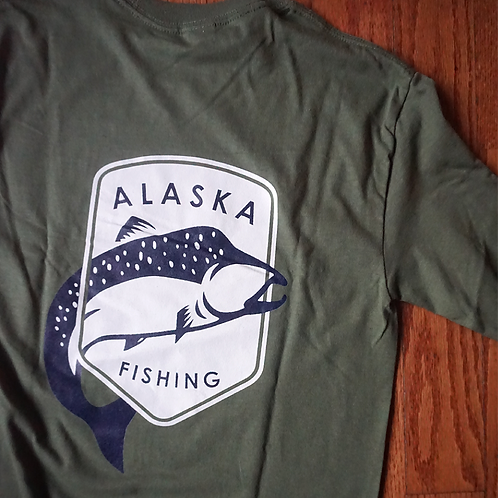 Alaska Fishing Longsleeve