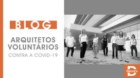 Arquitetos Voluntários contra a Covid-19