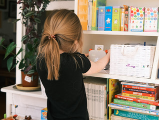 Homeschool Success Hacks: Setting Up the Space