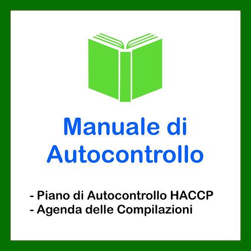 MANUALE DI AUTOCONTROLLO HACCP