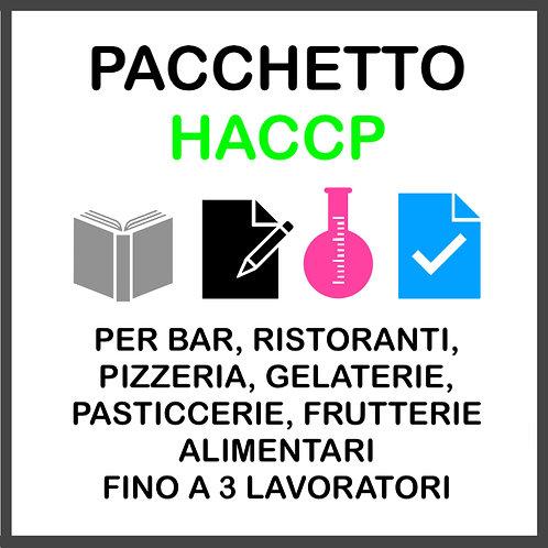 PACCHETTO HACCP