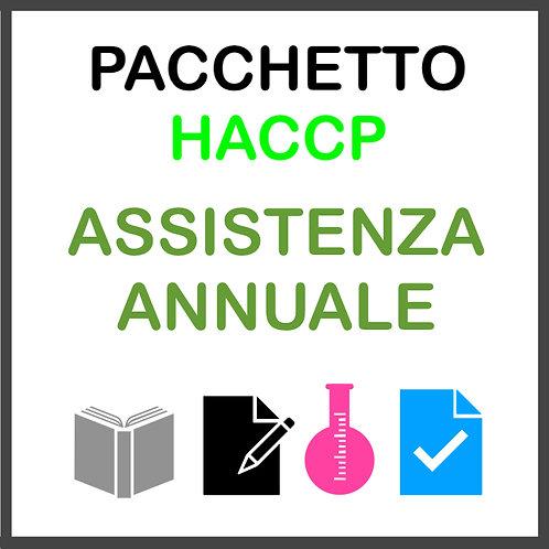 ASSISTENZA ANNUALE HACCP
