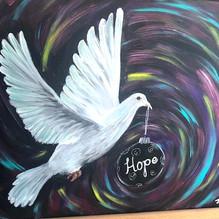 When Doves Fly...Hope
