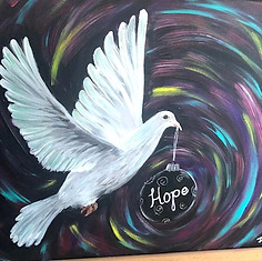 When Doves Fly...Hope