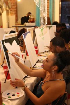 Focused! Paint On Purpose