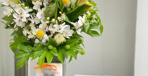 開院お祝いのお花