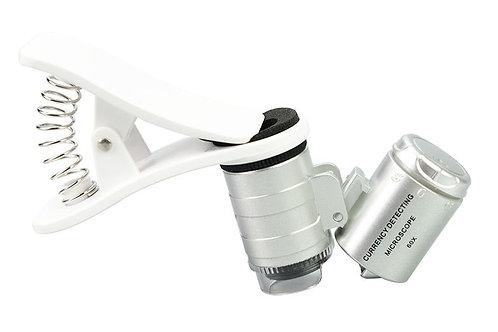 Microscopio para celular 60x