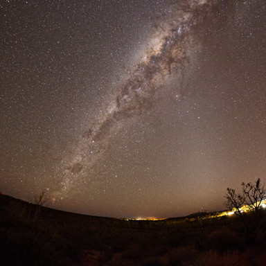 MILKY WAY OVER YULARA