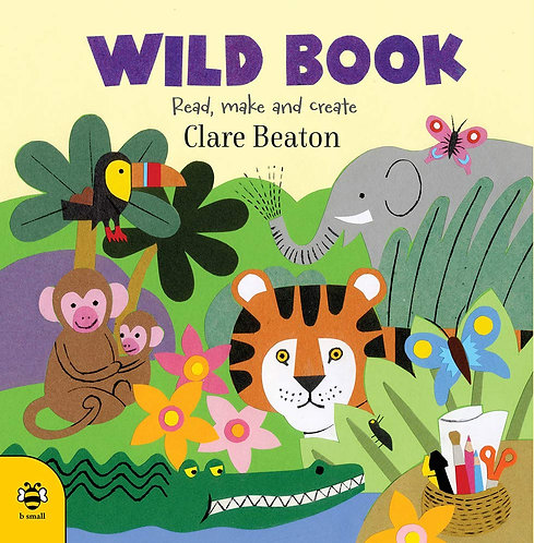 Wild Book: Read, Make and Create!