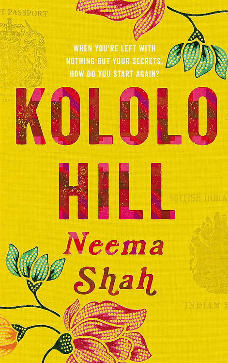 Kololo Hill - SIGNED 1st edition!