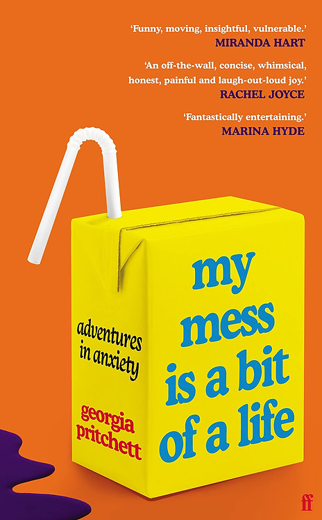 My Mess is a Bit of a Life - with SIGNED bookplate