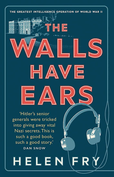 The Walls Have Ears - SIGNED!