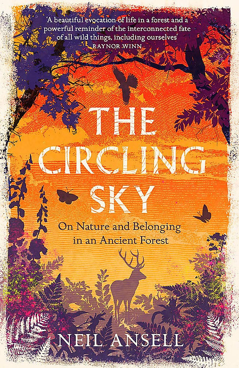The Circling Sky - SIGNED bookplate, 1st Edition