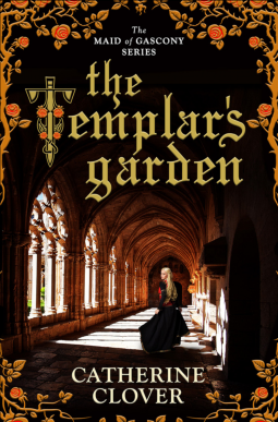 The Templar's Garden - with signed bookplate!