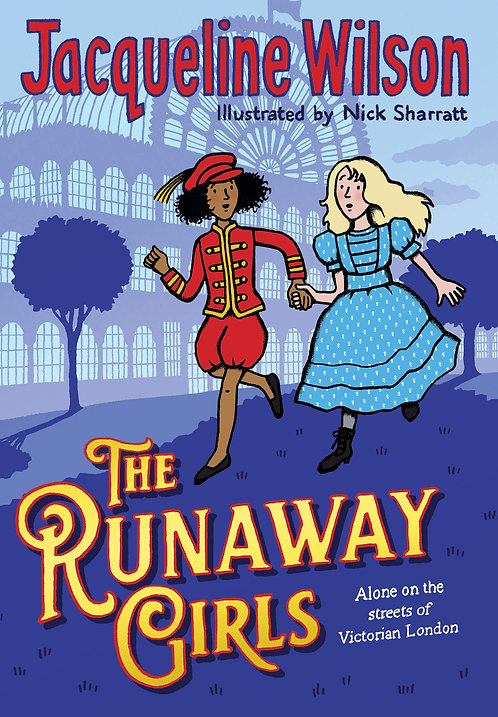 The Runaway Girls - with SIGNED bookplates!