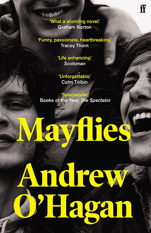 Mayflies (PB) - with SIGNED bookplates!