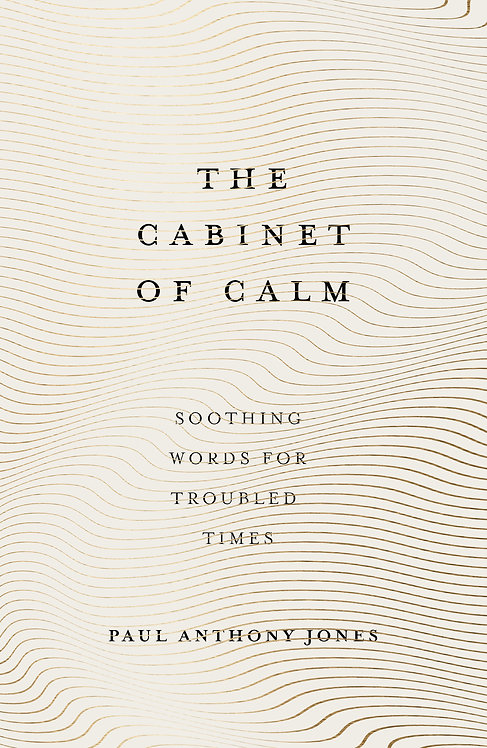 The Cabinet of Calm - SIGNED BOOKPLATE EDITION!