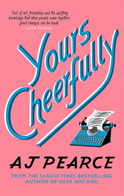 Yours Cheerfully - SIGNED 1st edition