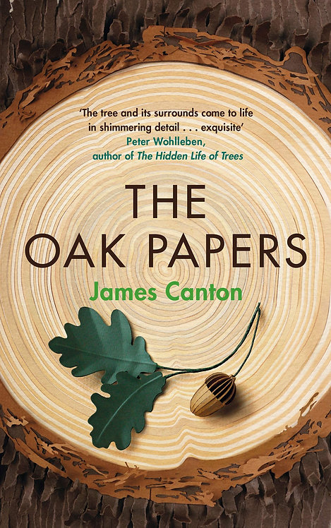 The Oak Papers - SIGNED FIRST EDITION!