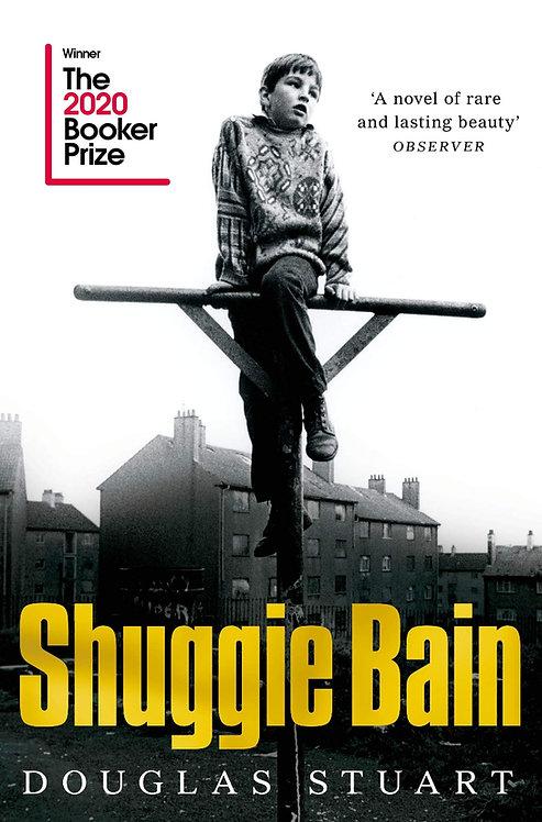 Shuggie Bain (PB) - with SIGNED bookplate!