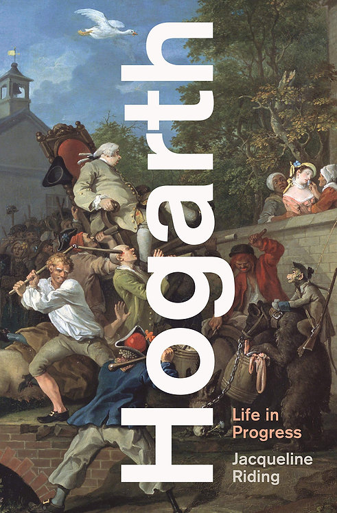 PRE-ORDER Hogarth: Life in Progress - out 1/7