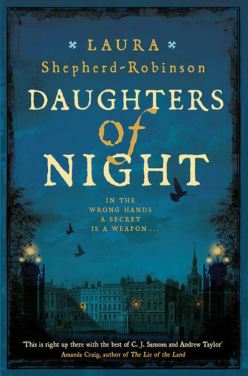 Daughters of Night - SIGNED!