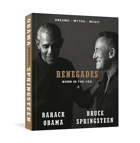 PRE-ORDER Renegades: Born in the USA - 26/10/21