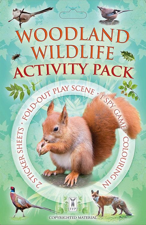 Woodland Wildlife Activity Pack