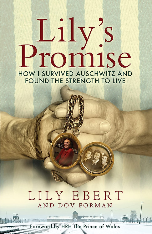 Lily's Promise - SIGNED 1st Editions