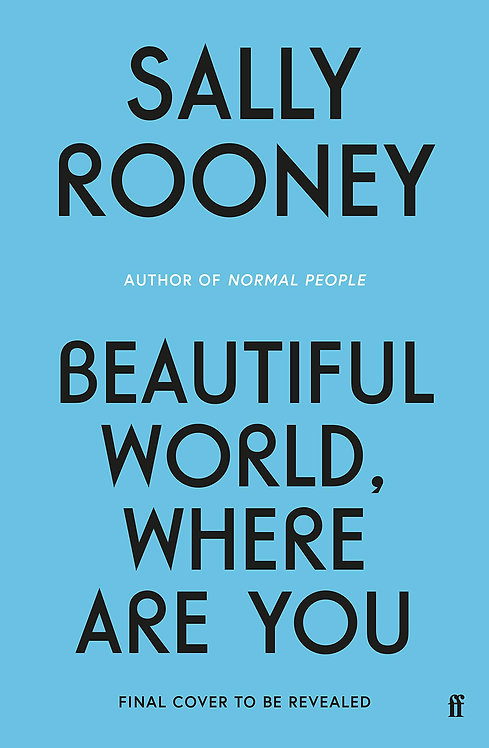 PRE-ORDER Beautiful World, Where Are You - 7/9/21