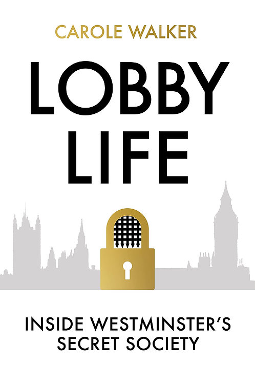 Lobby Life - with signed bookplate