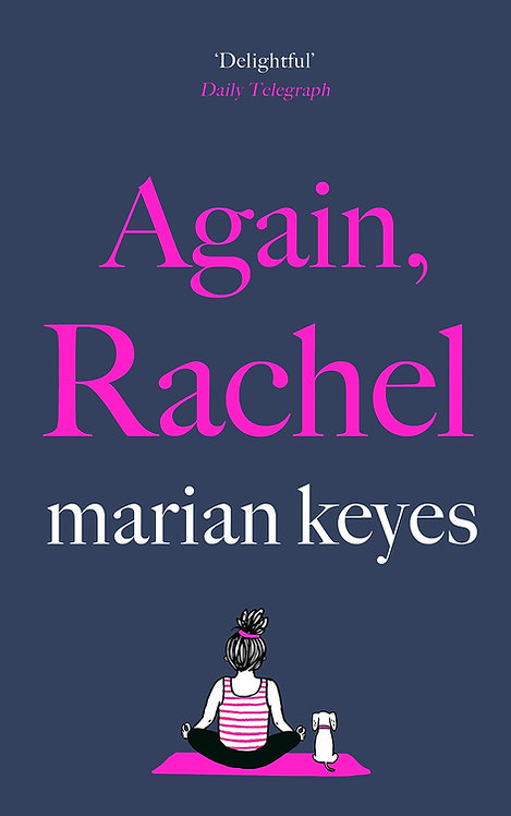 PRE-ORDER Again, Rachel - out 17/2/22