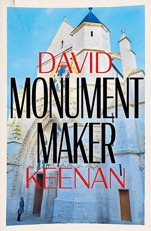 Monument Maker - SIGNED 1st editions