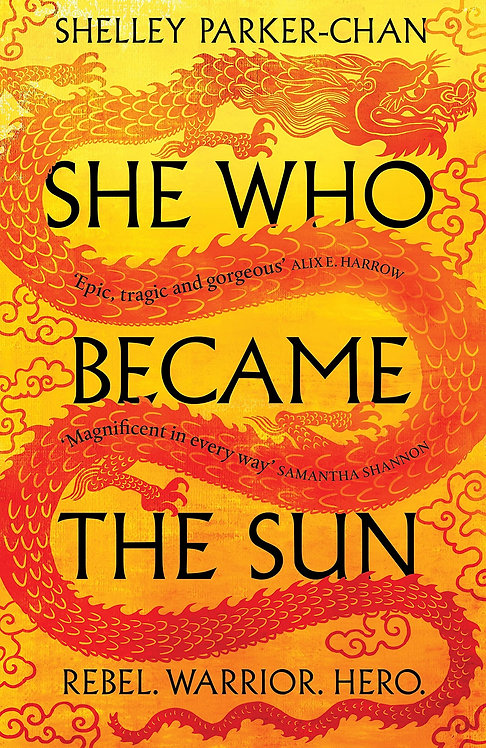 She Who Became The Sun - SIGNED 1st Editions