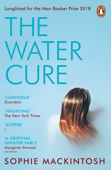 The Water Cure - with signed bookplate!