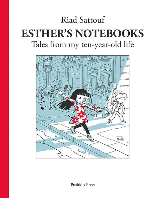 Esther's Notebooks (Graphic Biography)