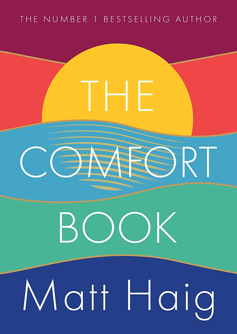 PRE-ORDER The Comfort Book - out 1/7