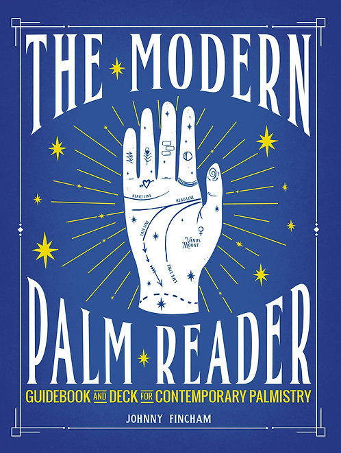 The Modern Palm Reader: Reading Digits, Prints and Patterns